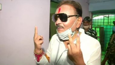 West Bengal: Fire Breaks Out at Former Minister and TMC MLA Madan Mitra's Kolkata House