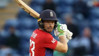 ENG vs SL 2021: Jos Buttler Ruled Out of ODIs and T20Is With Calf Injury
