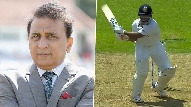 Sunil Gavaskar Shares His Thoughts on Rishabh Pant's Innings in WTC Final, Says He Breached the Line of Carefree and Careless