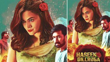Haseen Dilruba: Taapsee Pannu, Vikrant Massey, Harshvardhan Rane's Film to Premiere on Netflix on July 2