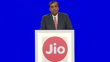 JioPhone Next to Be Most Affordable Smartphone; Will Be Available from September 10, Says Mukesh Ambani at Reliance AGM 2021