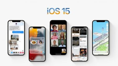 Apple iPhone Users To Receive iOS 15 Update From Next Week: Report