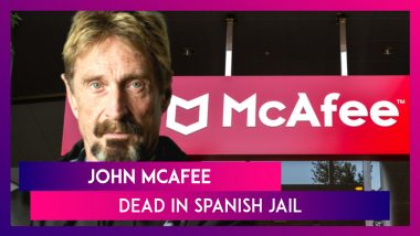 John McAfee, The Man Whose Firm Released World's First Commercial Anti-Virus Software, Dead In Spanish Jail