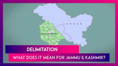 Delimitation: What Does It Mean For Jammu & Kashmir? All You Need To Know