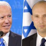 US President Joe Biden Congratulates Israel's New PM Naftali Bennett on Phone Call