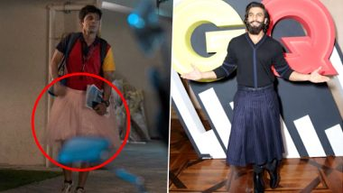 Sunflower: Sunil Grover's Baby-Pink Skirt Can Put Even Ranveer Singh To Shame! (View Pic!)