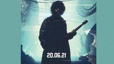 Kartik Aaryan Teases Twitterati With a Mysterious Poster of Himself; Fans Wonder if It's About Dhamaka!