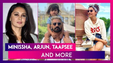 Minissha Lamba Says She Was Cheated On By An Actor; Arjun Rampal In Budapest, Taapsee Pannu In Russia