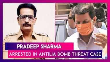 Pradeep Sharma, Former Encounter Specialist With Mumbai Police, Arrested In Antilia Bomb Threat Case