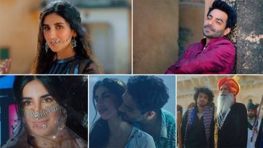 Aaya Jado Da: Aparshakti Khurana and Parul Gulati Dreamy Romance Gets a Tragic Ending in Asees Kaur's Song (Watch Video)
