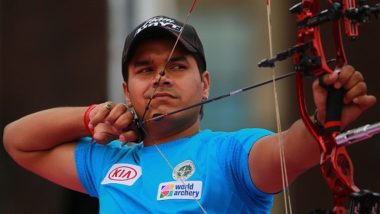 Indian Archer Abhishek Verma Clinches Historic Gold at Archery World Cup Stage Three in Paris