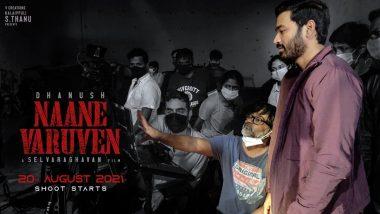 Dhanush Reunites With Selvaraghavan For Naane Varuven After A Decade; Shooting Begins On August 20