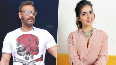 Rudra: Raashii Khanna Roped In To Star Alongside Ajay Devgn in Disney+ Hotstar Series – Reports