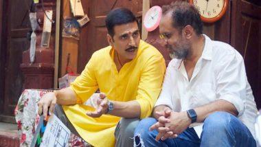 Rakshabandhan First Look: Akshay Kumar Kickstarts Work on Aanand L Rai's Film, Remembers His Sister in a Tweet