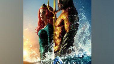 Entertainment News | James Wan Reveals 'Aquaman' Sequel Title 'Aquaman and the Lost Kingdom'