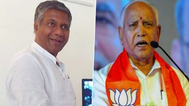 Aravind Bellad, BJP MLA and Karnataka CM BS Yediyurappa's Detractor, Says, 'My Phone Is Being Tapped, I'm Constantly Followed'