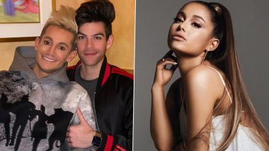 Ariana Grande's Brother Frankie Gets Engaged to Boyfriend Hale Leon After Two Years of Dating!