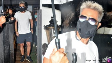 Arjun Rampal Goes Silver and Spiky in His New Hairdo, Check Out Pics