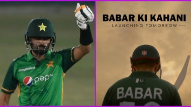 'Babar Ki Kahani' Babar Azam Shares his 'Story' in a Promotional Video for Educational Mobile App