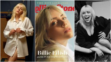 Billie Eilish Shines Bright in Black and White Ensembles as She Features on Rolling Stone Cover; Calls it a 'Dream'(View Photos)