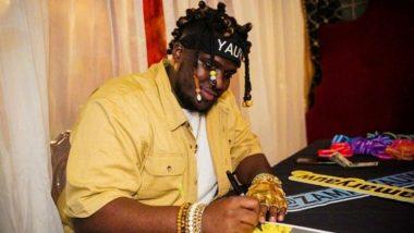 Bahamian Artist Zamar Yauw Lands Development Deal w/ Media Maven Chadd Black & the 713 Agency