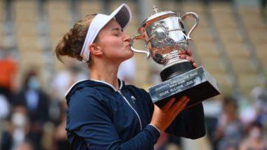 Barbora Krejcikova Beats Anastasia Pavlyuchenkova 6-1, 2-6, 6-4 in Final to Clinch 1st Grand Slam Title at French Open 2021