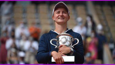 Barbora Krejcikova Wins French Open 2021 Women's Singles Title, Beats Anastasia Pavlyuchenkova