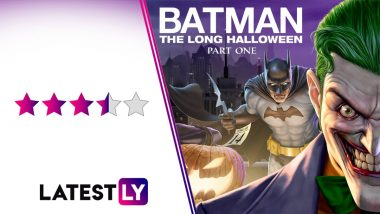 Batman the Long Halloween - Part One Movie Review: A Worthy Adaptation of the Classic DC Comic Storyline (LatestLY Exclusive)