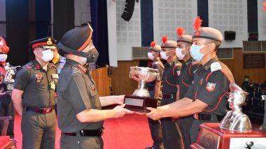 IMA POP Spring Term 2021 Award Ceremony: Motivation Trophy Awarded To Kinley Norbu, Gentleman Cadet From Bhutan