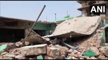 Bihar Blast: Madarsa Building Damaged in Huge Explosion in Banka, No Casualties Reported