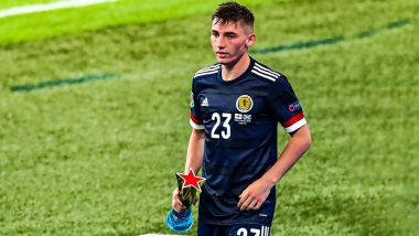 Scotland's Billy Gimour Tests Positive for COVID-19, Will Miss UEFA EURO 2020 Match Against Croatia