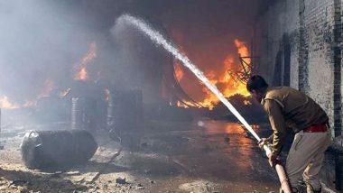 Blast at Illegal Fire Cracker Unit in Tamil Nadu's Sattur Leaves Three Including 5-Year-Old Dead