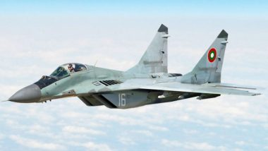 MiG-29 Fighter Jet Disappears From Radars During Bulgarian-US Drill