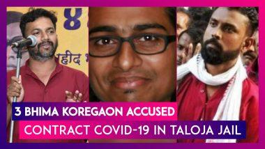 3 Bhima Koregaon Accused Contract Coronavirus In Taloja Jail After Father Stan Swamy Tested Positive Last Week