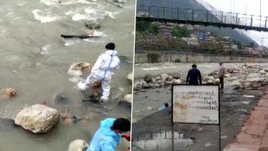 Uttarakhand: Dogs Eating Half-Burnt Bodies of COVID-19 Victims at Kedar Ghat, Claim Residents