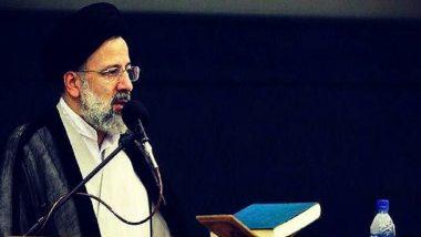 Iran Presidential Election Result 2021: Ebrahim Raisi on Way to Victory, Rival Abdolnaser Hemmati Congratulates Him
