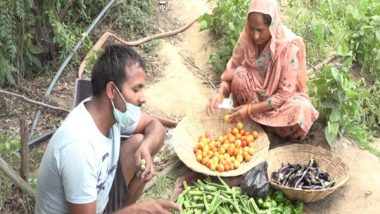 India News   J-K: Panchayat in Udhampur Helps Farmers to Double Income from Agriculture