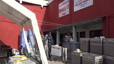 COVID-19 Vaccination Drive Resumes in Nepal's Kathmandu