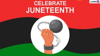 Juneteenth 2021 Virtual Celebration Ideas: 5 Ways To Virtually Celebrate Freedom Day In The United States