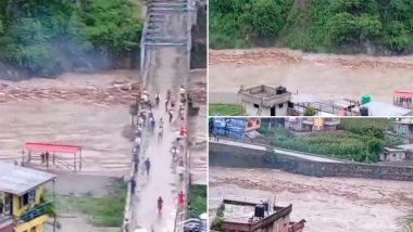 Nepal Floods: Four Dozens Feared Missing in Sindhupalchok District