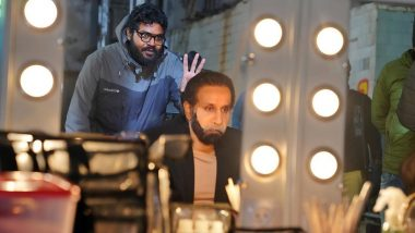 Cobra: Chiyaan Vikram's Viral BTS Pic Prepping for the Film's Shoot Is Winning the Internet (View Pic)