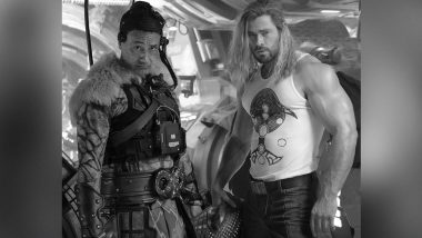 Thor Love and Thunder Wraps Up Filming, Chris Hemsworth Promises It Will Be 'Batshit Crazy And Pull A Heart String Or Two'