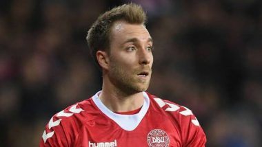 Christian Eriksen Collapses On Field: Cristiano Ronaldo Wishes for Danish Footballer's Quick Recovery (View Post)