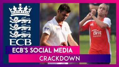 ECB's Social Media Crackdown Could Trouble Eoin Morgan And Jos Buttler; Anderson Deletes Old Tweet