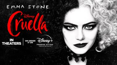 Cruella Full Movie in HD Leaked on Torrent Sites, Emma Stone's Film Is Now Available for Anyone to Watch Months Ahead of Its India Release