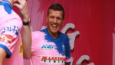 Sports News | Rajasthan Royals Owner Joins 'Palaces on Wheels' in UK to Raise COVID-19 Funds