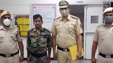 Pakistan's ISI Tries To Honey Trap Man Impersonating as Indian Army Officer; Arrested