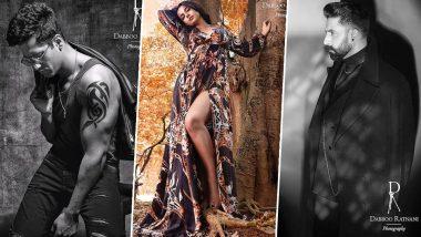 Dabboo Ratnani Calendar 2021: Vicky Kaushal, Vidya Balan, Abhishek Bachchan Look Fashionable; Check Out Their Photoshoot Pictures!