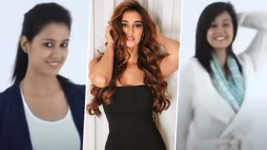 On Disha Patani's Birthday, This Old Audition Video of the Radhe Actress Goes Viral – WATCH