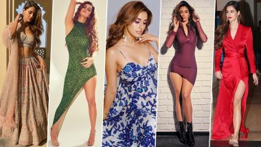 Disha Patani Birthday: Here's a Peek Into the Diva's Glamorous Wardrobe That Screams Millennial Fashion!